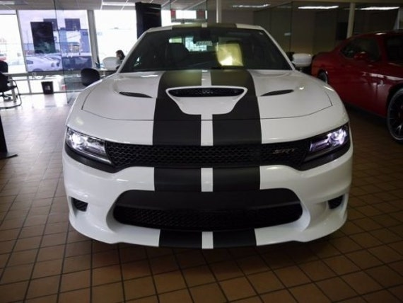 2015 2016 2017 dodge charger 10 plain rally stripe. Black Bedroom Furniture Sets. Home Design Ideas