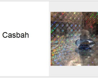 Casbah-Antique Bottle