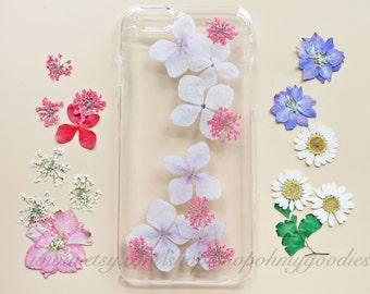 iPhone 6 Case, iPhone 5s Case, iPhone 5c Case, Samsung Galaxy S5 Case, S4 Case, iPhone 5 Case, 6 Plus Case, Pink Floral Flower Phone Case