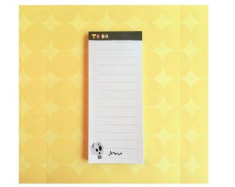 Survive To-Do List / 50-Page Planner Pad, Planning Notepad, To-Do Organizer