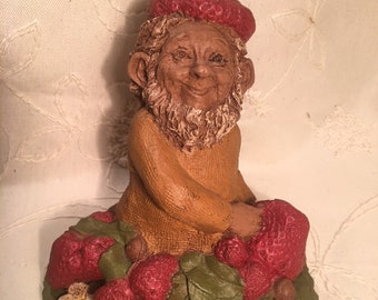 """Tom Clark Gnome - """"Patch"""", he just grows strawberries"""