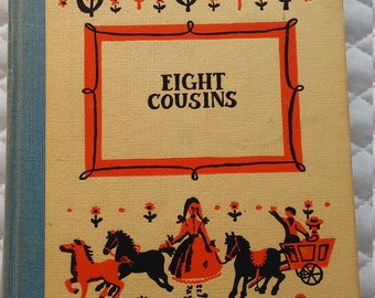 The Eight Cousins Junior Deluxe Edition by Louisa May Alcott