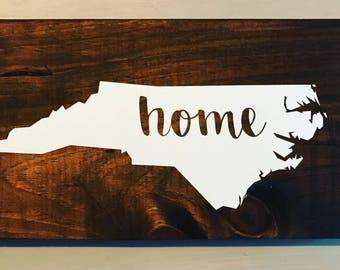 NC Home White