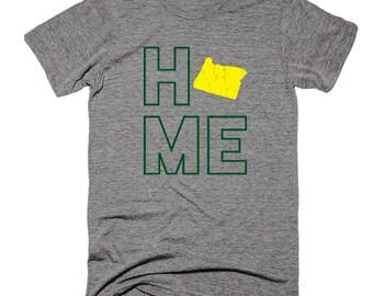 Oregon Home Triblend Super-Soft T-Shirt