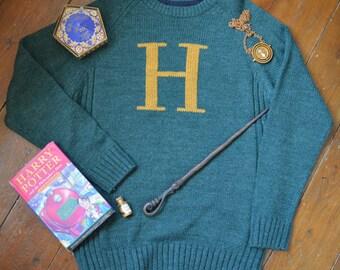 Personalised Weasley Style Jumper
