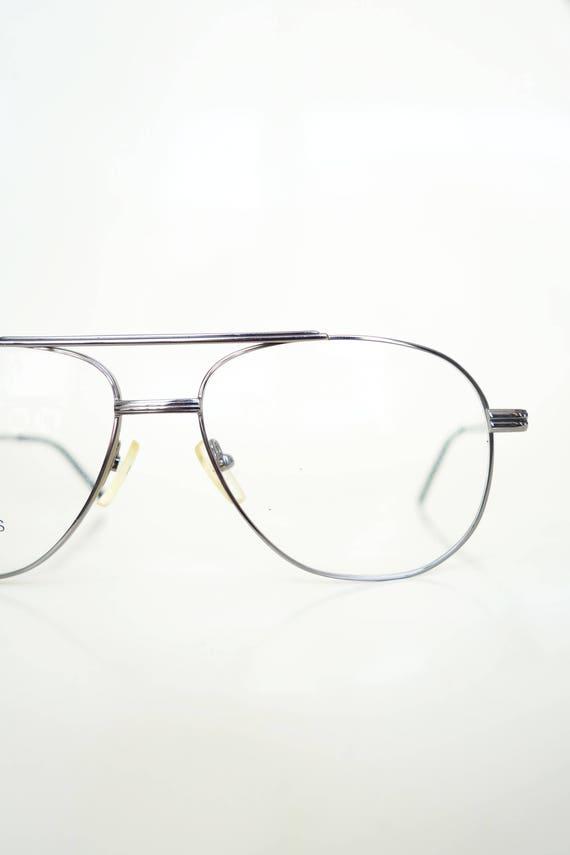 Vintage Herren Deadstock Brillen Mens Aviator Rahmen Draht