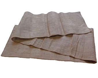 "14"" x 120"" Burlap Table Runner (4 Pack)"