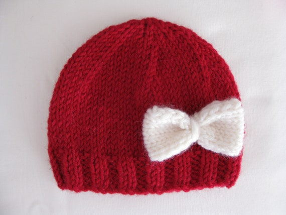 How To Knit A Premature Baby Hat Easy