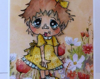 2081 Darling Debbie Digi Stamp