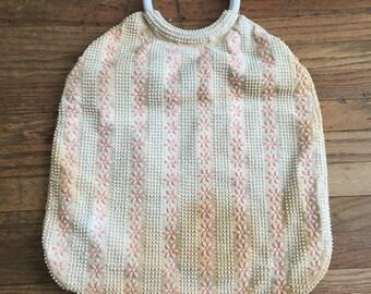 Vintage Top Handle Bag