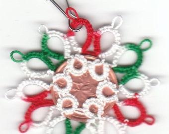 christmas delight handmade lucky penny