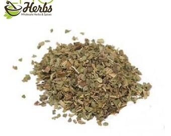 Plantain Leaf Cut & Sifted - 1 lb