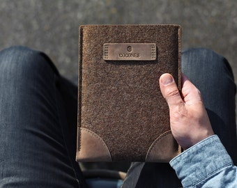 iPad mini 4,iPad Mini 4 Case,iPad Mini,iPad Mini Case,iPad Case,Tablet Case,iPad Sleeve,Tablet Sleeve,Leather,Brown,CLASSIC SLEEVE
