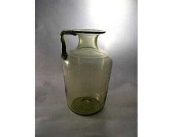 Small decanter 3rd century Roman