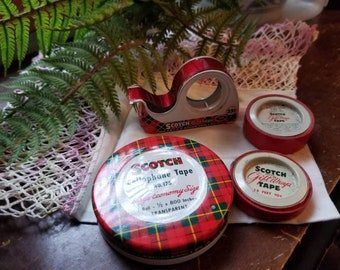 Scotch Tape Collection 4 pieces