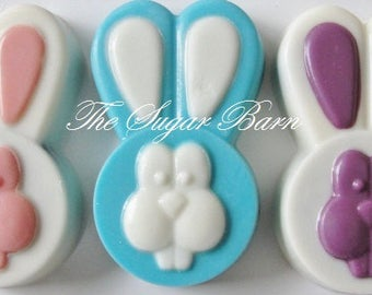 EASTER BUNNY CHOCOLATE Oreo® Cookie*8 Ct*Easter Basket*Basket Stuffer*Chocolate Bunny*Easter Sweets*Easter Gift*Easter Cookie*Easter Rabbit