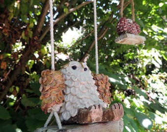 swinging owl #3