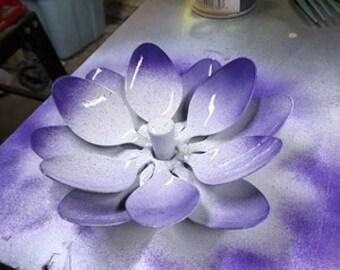 Spoon Lotus flower