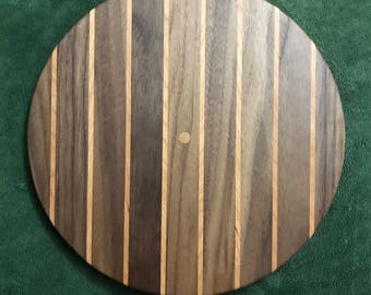 Hobbit door cutting board