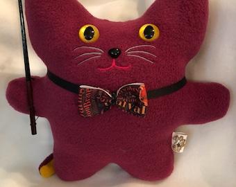 Harry Potter Gryffindor Kitty Plushie