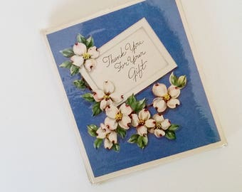 Vintage Thank You Notecards