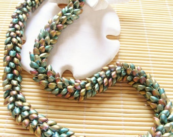 Handmade Knitted Necklace