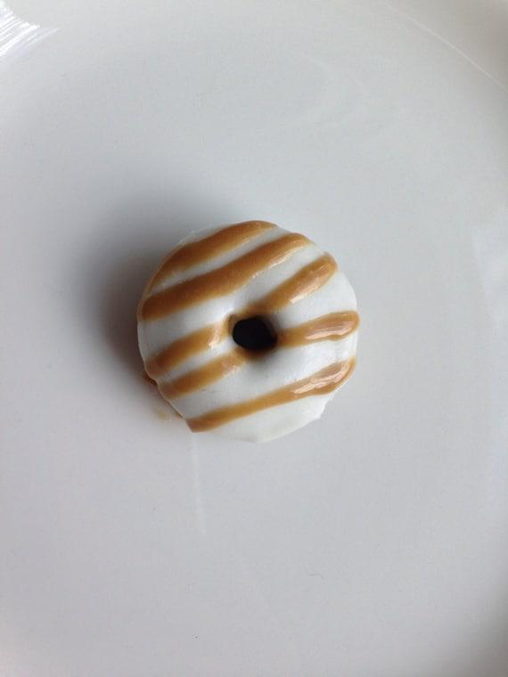 Caramel Macchiato mini donuts