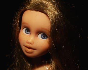 Ooak Custom doll Bratz sweet little unique doll