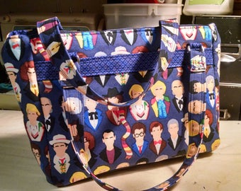 Dr. Who Handbag Free Shipping in US