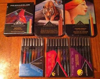 Prismacolor Art Pencils & Pens