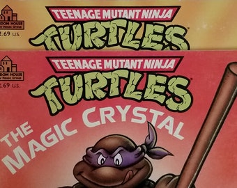 Books- Teenage Mutant Ninja Turtles, Set of 3