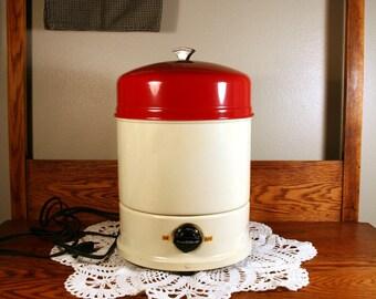 Waters Conley vintage home pasteurizer-electric milk pasteurizer-farmhouse kitchen