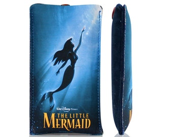 iPhone X case iPhone 7 The Little Mermaid Case Disney Case Little Mermaid iPhone 8 sleeve iPhone 8 case iPhone 6s case iphone 6 case