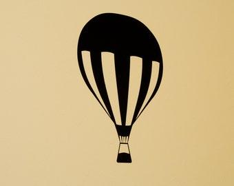Hot Air Balloon - Wall Decal