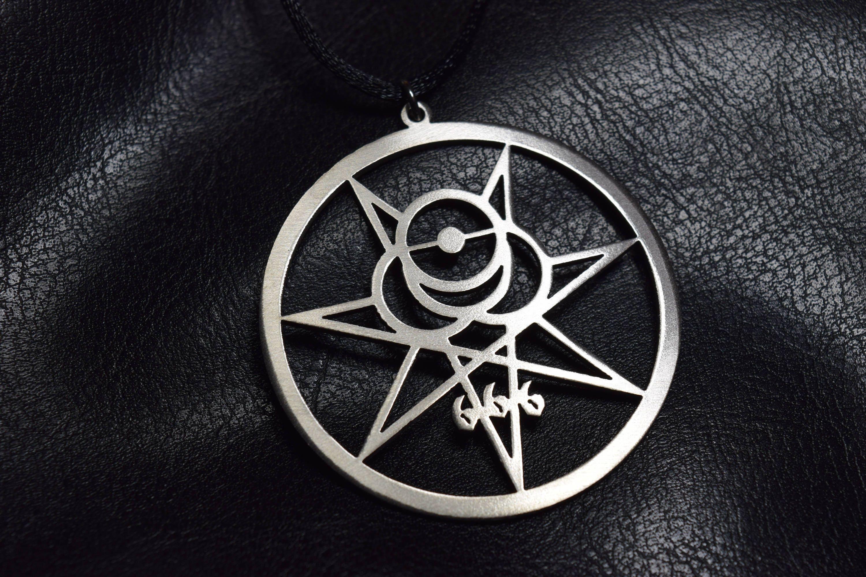 Crowley secret seal thelema sigil illuminati occult symbol zoom biocorpaavc Choice Image