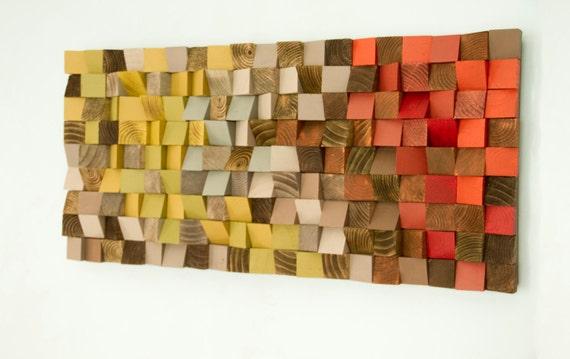Reclaimed Wood Art Wood Wall Art Industrial Decor Fire & Wood Wall Art Etsy - Elitflat