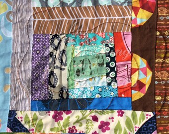 Four - a Lost Baby Quilt