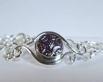 Purple Haze Rythym bracelet