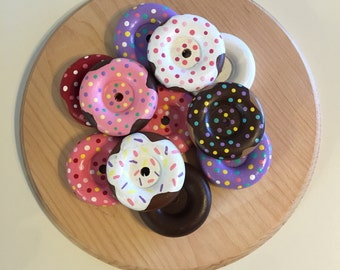 Pretend Play Food Donuts
