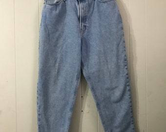 Vintage Gap Women's Reverse Fit High Waisted Mom Jeans