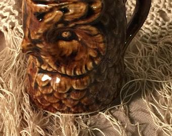Antique Owl Creamer