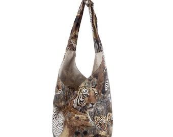 Shoulder Bag Shopperbag Wildlife safari