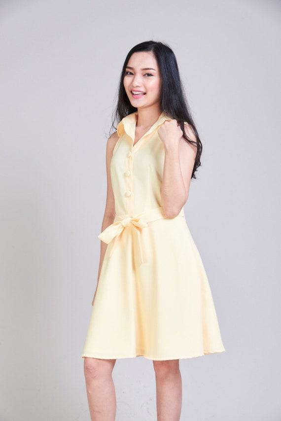 Ausgezeichnet Brautjungfer Gelbe Kleider Zeitgenössisch ...