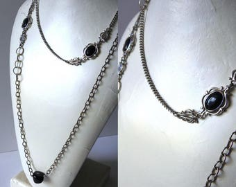 Layered Chain Vintage Necklace