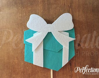 Tiffany Box Photo Prop | Ready to Ship | Breakfast at Tiffany's Props | Tiffany's Centerpiece