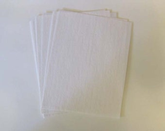 Eaton's Corrasable Onionskin Paper - 40 sheets -  25% cotton - Watermarked -Typewriter Paper