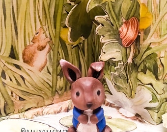 Peter Rabbit Polymer Clay
