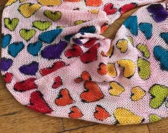 Handgefärbtes Garn, Indie Garn gefärbt, handgefärbte Wolle Liebe ist Liebe--gefärbt zu bestellen - handbemalte Sock Blank Merino / Nylon Doppel gestrandet