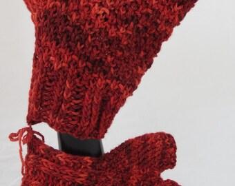 Red Short Handwarmers