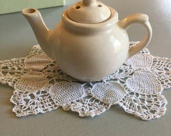 Vintage Tiny Teapot
